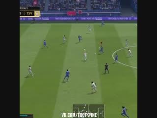 Невероятный гол в ФИФА