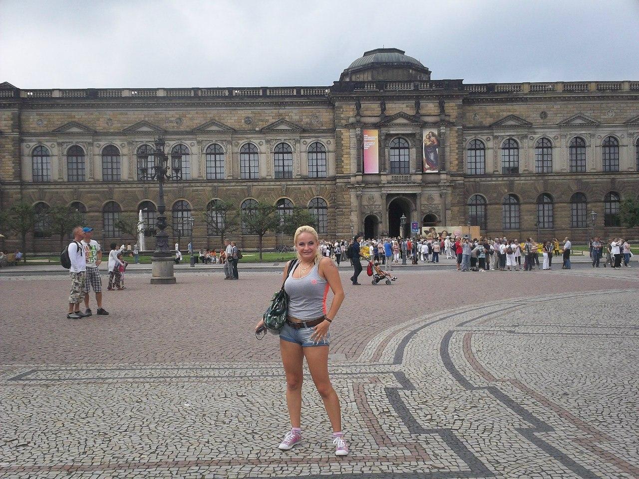 Елена Руденко ( Valteya ) . Германия. Дрезден. Лето 2012. KUqpbeXtxxg