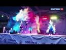 Финал танцевального батла «Танцы в Смене» на восьмой смене в ВДЦ «Смена»