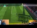Нечай ФИФА ВСЛЕПУЮ против ГУДМАКСА l КОММЕНТАТОР - MOZZ FIFA