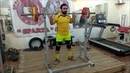 Тренировка № 12. Приседания 100 кг на 12 раз ! А вам слабо ? (04.11.2018/Ateks Motivator)