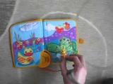 Видеообзор детская игрушка - Tiny Love интерактивная книжка с 0 до 3 лет (kidtoy.in.ua) 2015