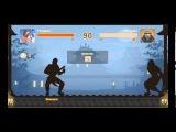 Michael (DJ Sonic) VS Samurai Shadowboxing Clan Samurai Night