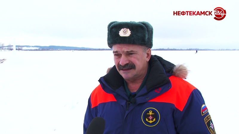 Информация работе ледовых переправ