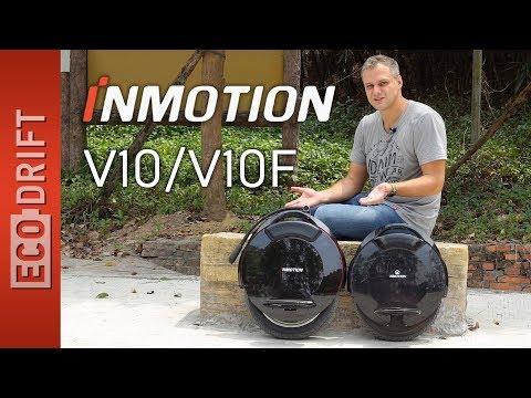 Обзор Inmotion V10 / V10F | Review Inmotion V10F / V10