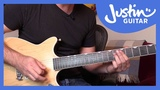 Riff Raff - ACDC - Rock Guitar Lesson Tutorial (ST-333) Angus, Malcolm