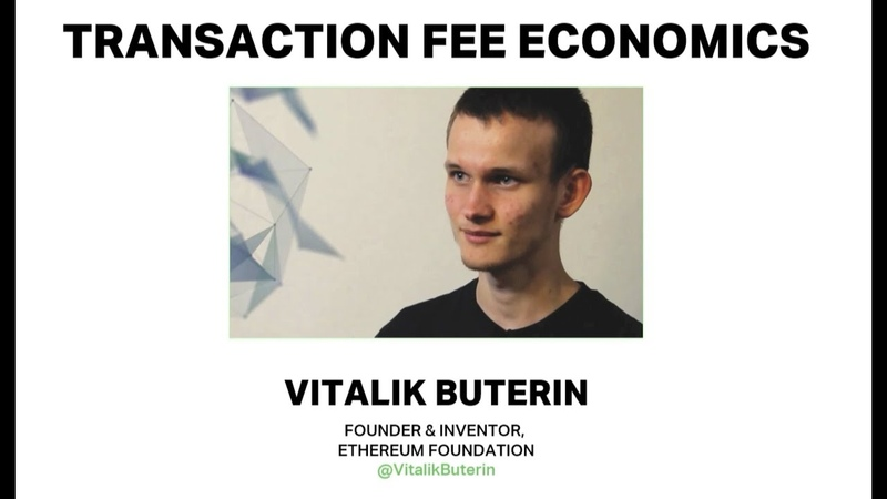 Keynote from Vitalik Buterin (Ethereum Foundation) at Ethereum Meetup 2018