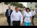 Губернатор Андрей Бочаров поставил задачи по дальнейшему развитию больницы № 7