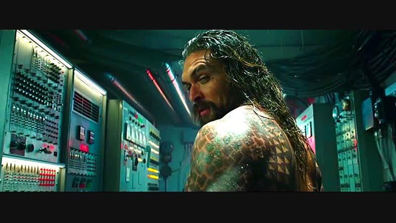 Aquaman Permission TV Spot