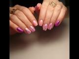 ? ну,как????смелое решение, яркие ногти для яркой, уверенной и целеустремненной девушки ✌️✌️не бойтесь своих желаний  #ногтигвар