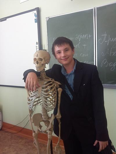 Игорь Петербургский, 10 января 1999, Саранск, id136718552