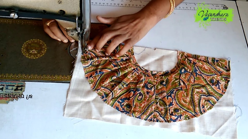 How To Stitch Hand Bag/Lunch Bag/Round Shape Hand Bag With Old Cloth || Hand Made Fabric bag