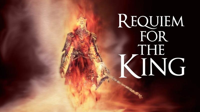 Aviators Requiem for the King Dark Souls II Song Dark Acoustic