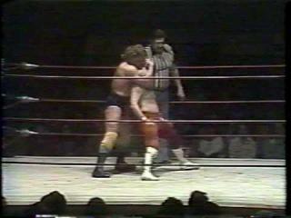 [Wrestling Museum] Roger Kirby vs Tiger Mask