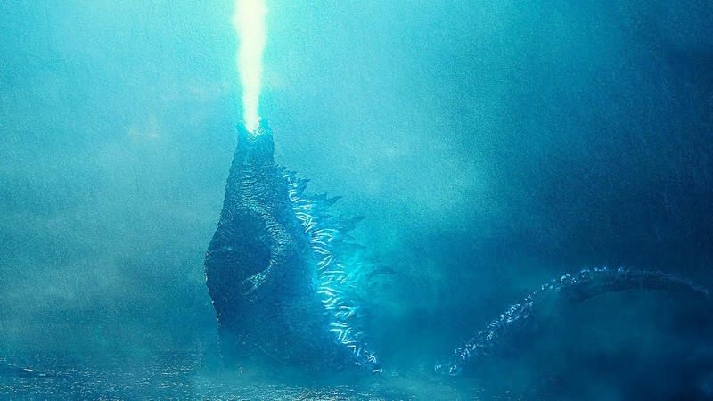 Годзилла 2: Король монстров — Русский трейлер с Comic Con (2019)