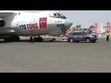 Nissan Patrol - Guinness Record in Sharjah