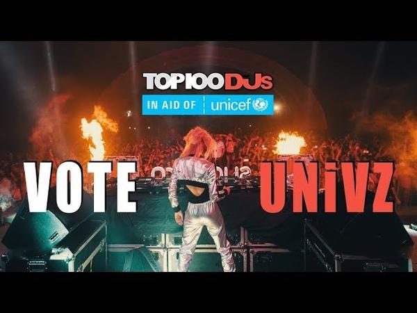 DJ MAG 2018 Vote Univz смотреть онлайн без регистрации