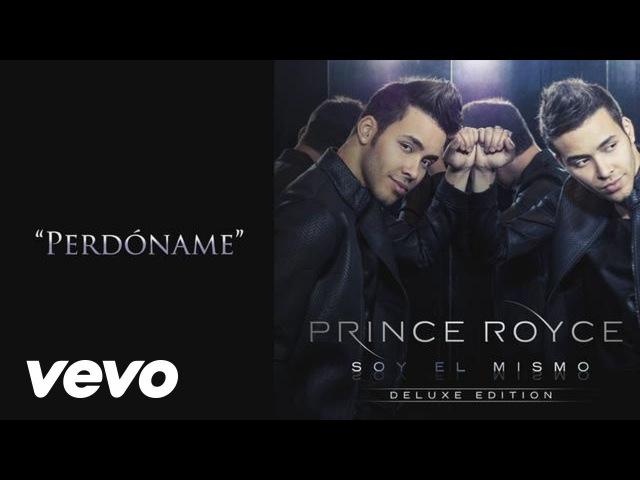 Prince Royce - Perdóname (Audio)
