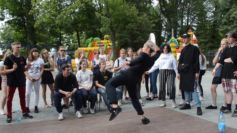 Nikolya vs Twin Ant Final All StyleZ | Just Skills |