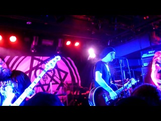 Into the Night + Funeral of Heart HIM live in London Dingwalls 26-04-2013