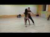 Саша и Алла Сидорова zouk 30.07.2018