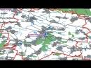 Карта Андрушівський район Житомирська область Україна