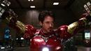 Тони Старк впервые надевает броню MARK 3. Железный человек. 2008