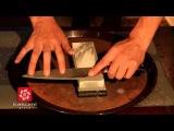 Как правильно точить японский нож - мастеркласс  Кодзи Хаттори