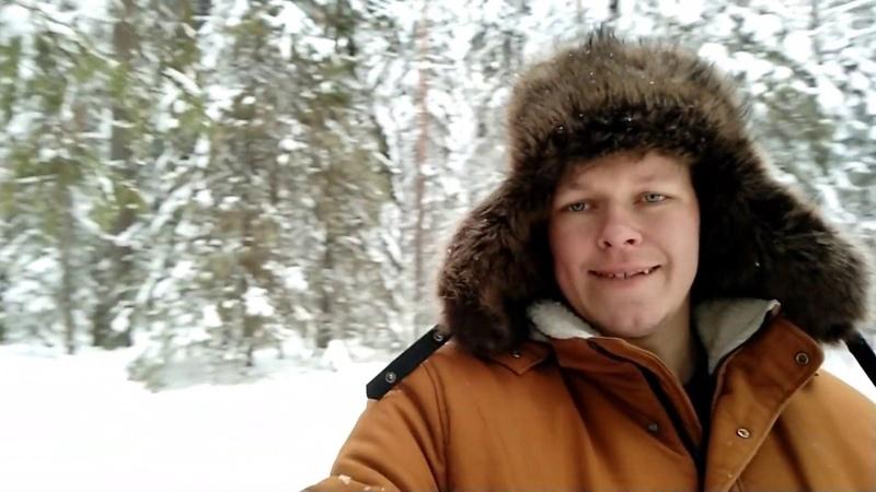 Сказочный лес, или тест стабилизатора в зимних условиях.