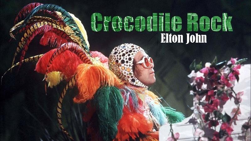 Crocodile Rock - Elton John - Lyricsบรรยายไทย