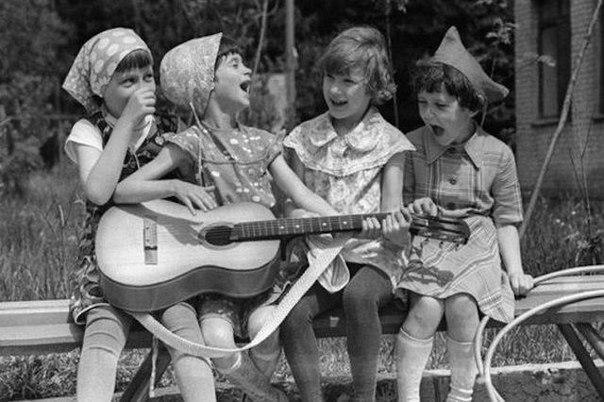 Если вы были ребенком в 60-е, 70-е или 80-е, начале 90-х, оглядываясь назад, тру...