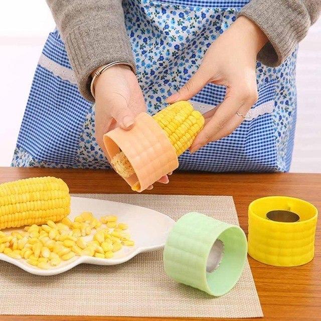 Для чистки кукурузы 195