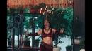 Дара - Bellydance with chandelier / Танец живота с канделябром