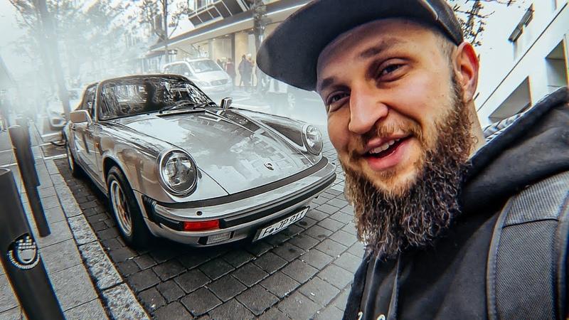 ILLSKILL – На чём ездят богатые немцы?   Франкфурт как он есть   Tesla   Porsche design