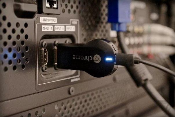 29 сентября Google представит новую версию Chromecast, а также Chromecast Audio