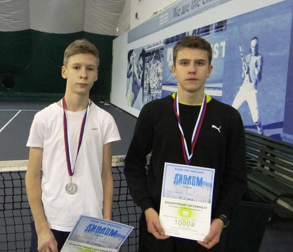 Открытый Кубок Томска по теннису 2018. 4 этап