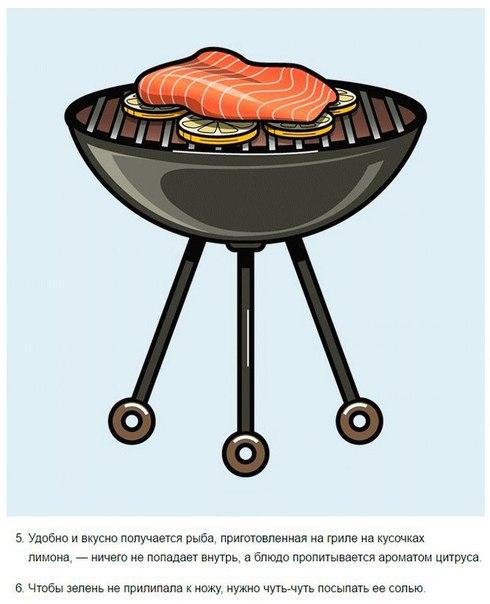 Лайфхаки о том, как готовить быстро, вкусно и удобно