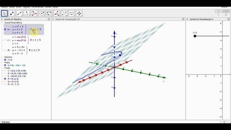 Cálculo Diferencial e Integral II [Curvas]
