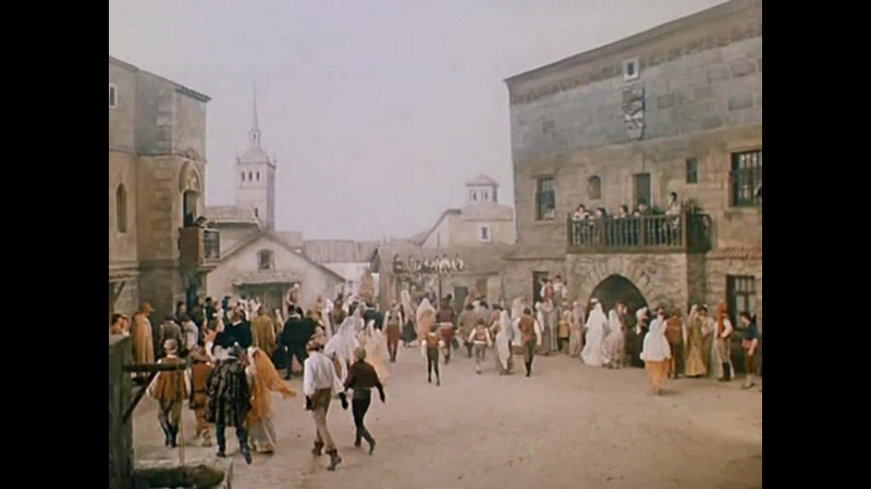 БЛАГОЧЕСТИВАЯ МАРТА (1980) - комедия. Ян Фрид