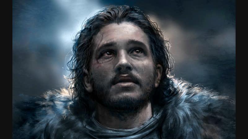 Game of Thrones Music - The Targaryen Wolf
