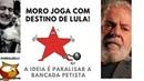 Moro joga com o destino de Lula