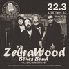 22 марта! ZebraWood в G.A. Blues Club