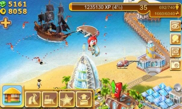 Скачать Paradise Island для android
