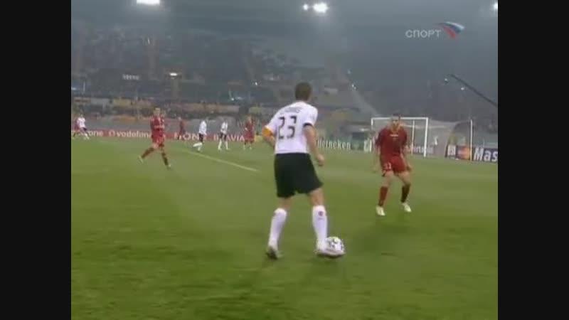 129 CL-2006/2007 AS Roma - Valencia CF 1:0 (05.12.2006) HL