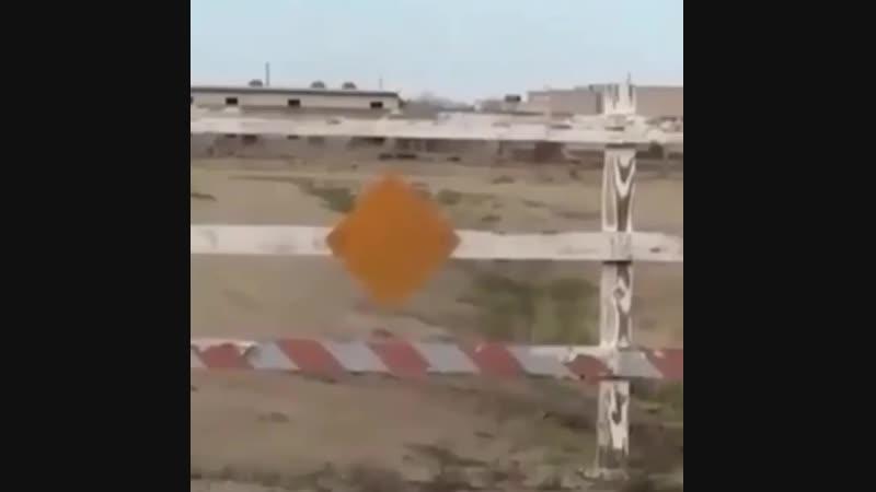 питбайкер vs забор