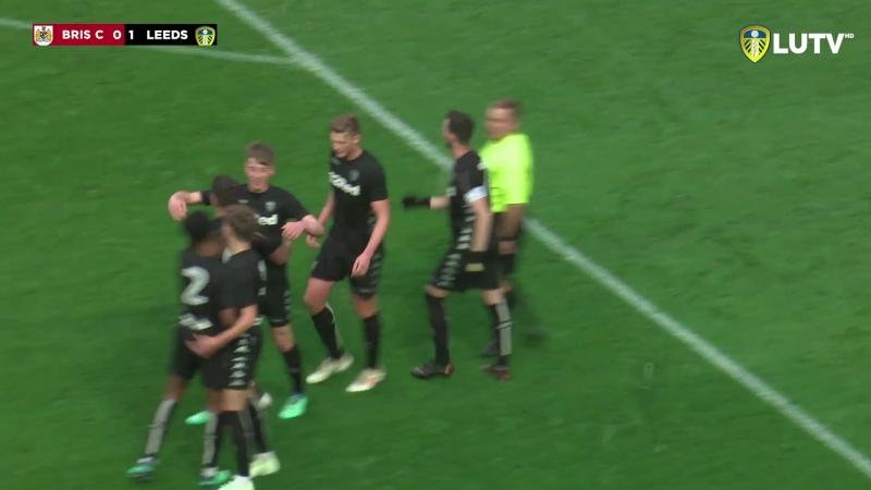 Бристоль Сити U23 0:4 Лидс U23 (Обзор матча. Лига Профессионального Развития. Дивизион «Север»)