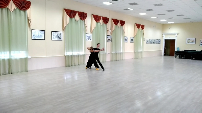 Slow waltz