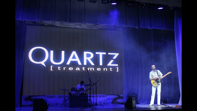 QuartZ [ treatment ] - First solo concert (Live) (02.04.2016)