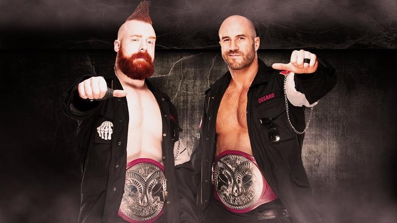 WWE: Sheamus Cesaro 1st Custom Titantron