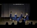Хореографическая постановка танец с чемоданами